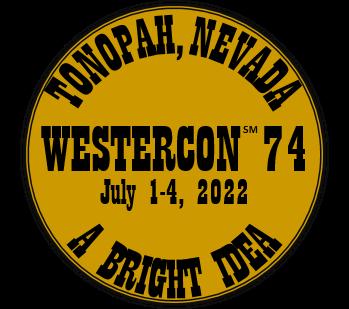 Westercon 74 Tonopah Logo